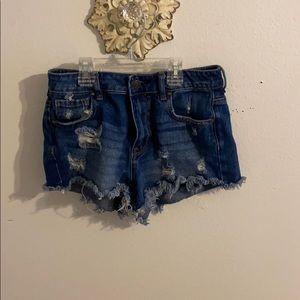 Pacsun Denim Shorts !!